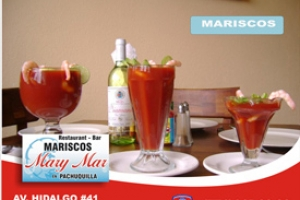 Restaurante Bar  Mariscos Mary Mar en Pachuquilla